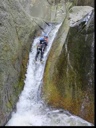 Canyon à Prades